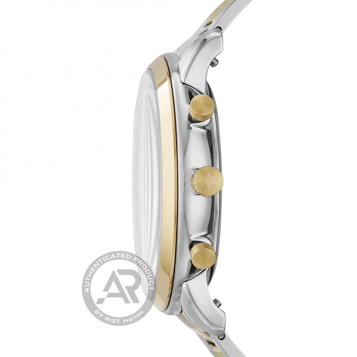 SKU-48258 / FOSSIL Neutra Chronograph Two Tone Stainless Steel Bracelet