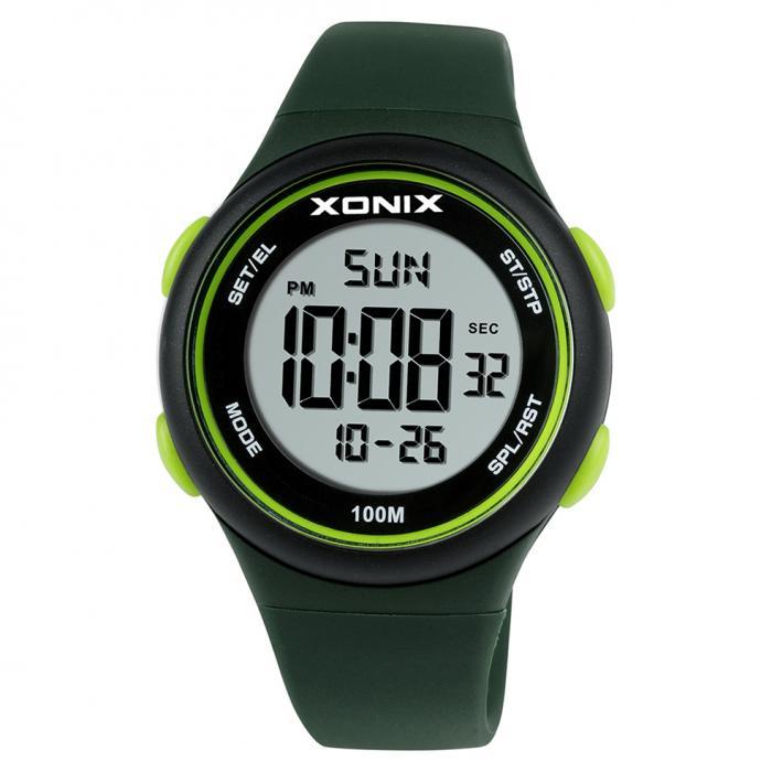 SKU-48907 / XONIX Green Silicone Strap