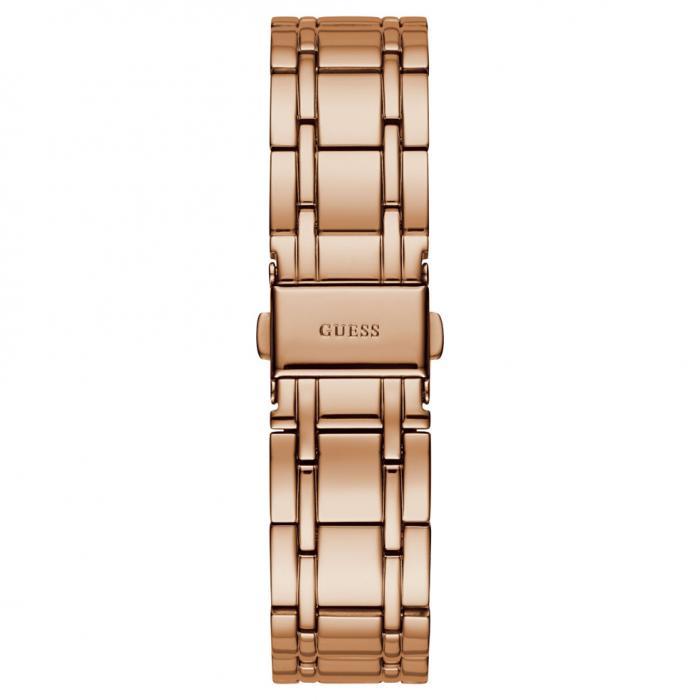 SKU-49834 / GUESS Crystals Rose Gold Stainless Steel Bracelet