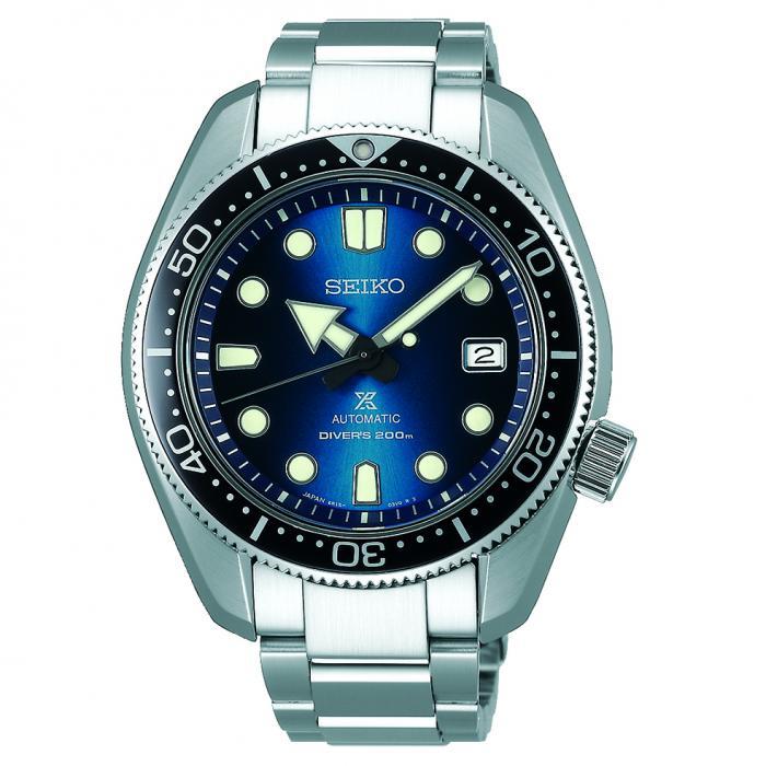 SKU-49735 / SEIKO Prospex Divers Automatic Silver Stainless Steel Bracelet