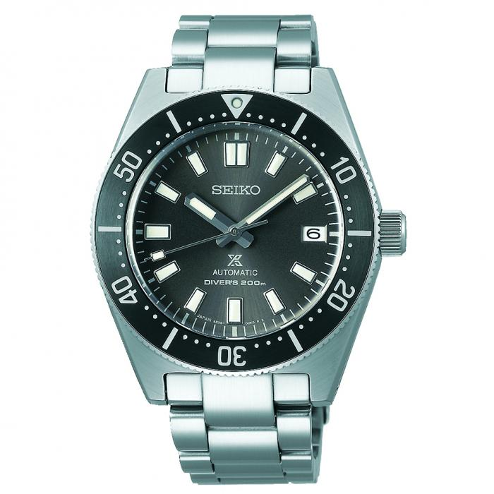 SKU-49737 / SEIKO Prospex Divers Automatic Silver Stainless Steel Bracelet