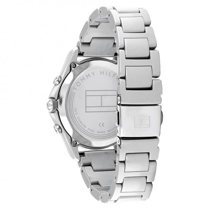 SKU-49537 / TOMMY HILFIGER Skylar Silver Stainless Steel Bracelet