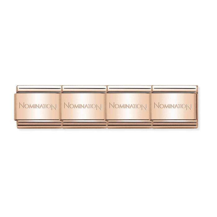 SKU-50706 / Βραχιόλι Nomination Composable Classic Unisex Rose Gold
