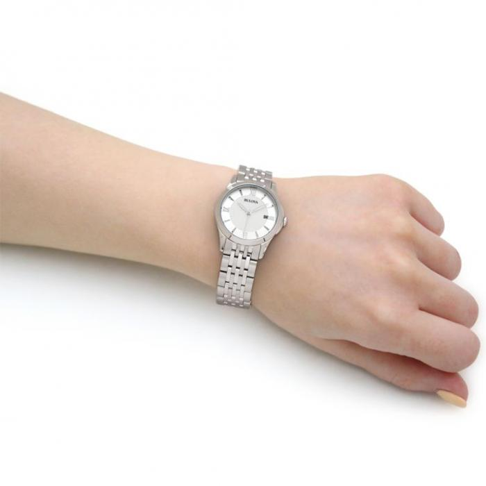 SKU-50540 / BULOVA Classic Two Tone Stainless Steel Bracelet