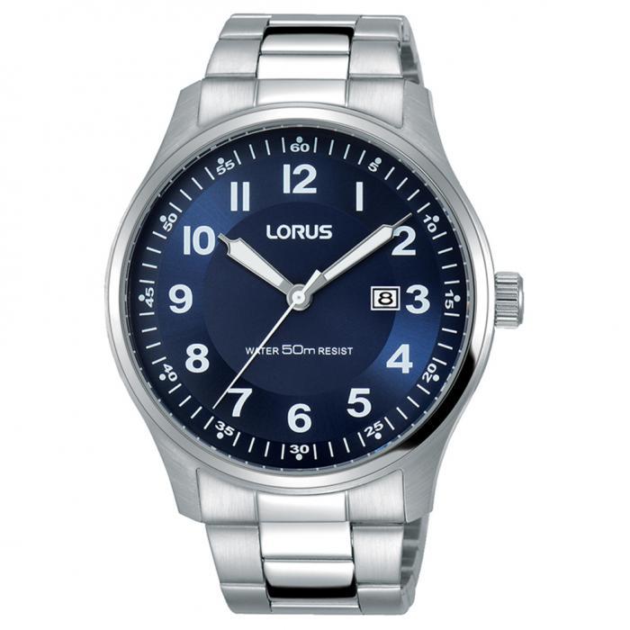 SKU-50575 / LORUS Classic Silver Stainless Steel Bracelet