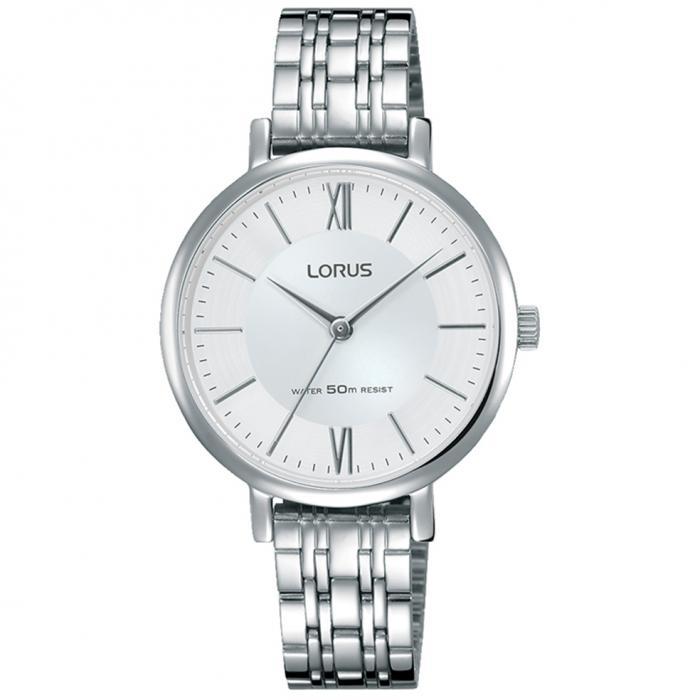 SKU-50652 / LORUS Classic Stainless Steel Bracelet