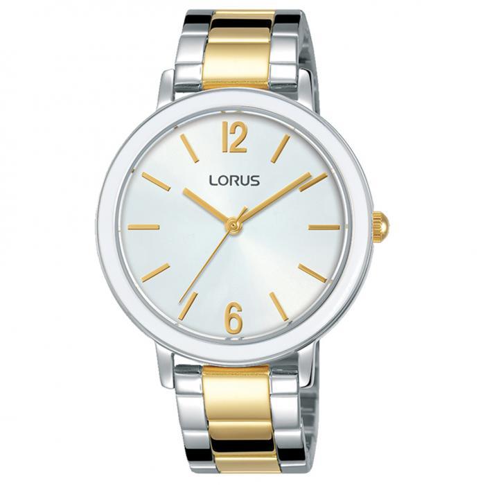 SKU-50637 / LORUS Classic Two Tone Stainless Steel Bracelet