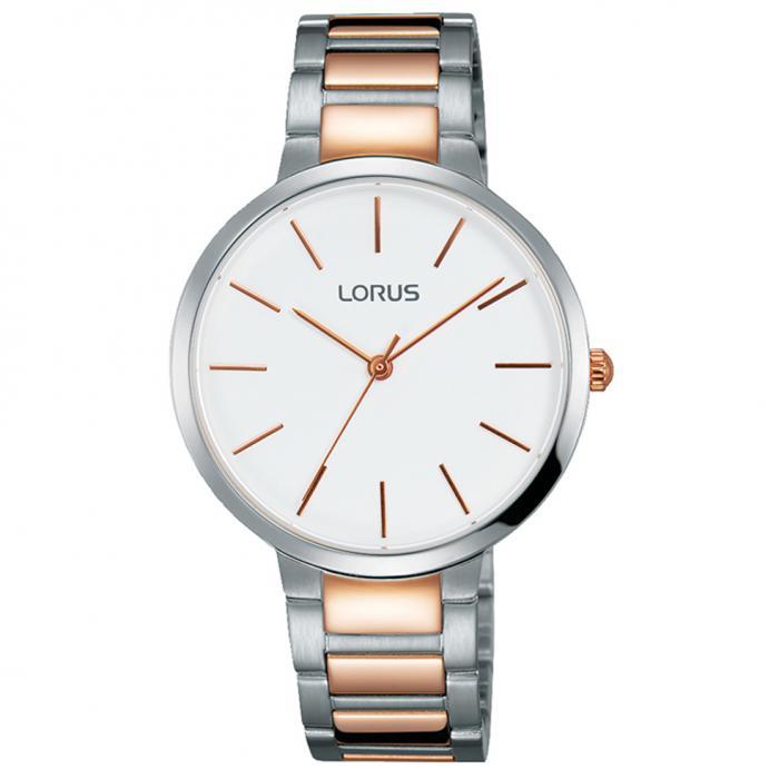 SKU-50650 / LORUS Classic Two Tone Stainless Steel Bracelet