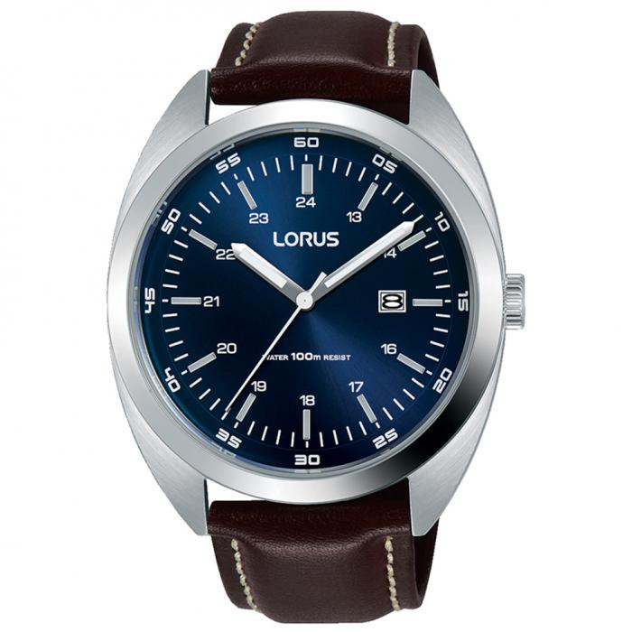 SKU-50601 / LORUS Sports Brown Leather Strap