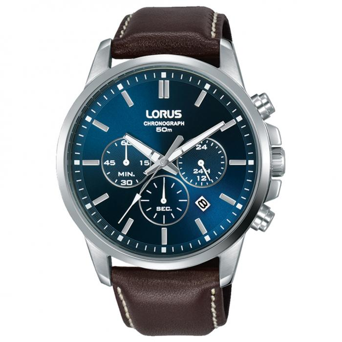 SKU-50602 / LORUS Sports Brown Leather Strap
