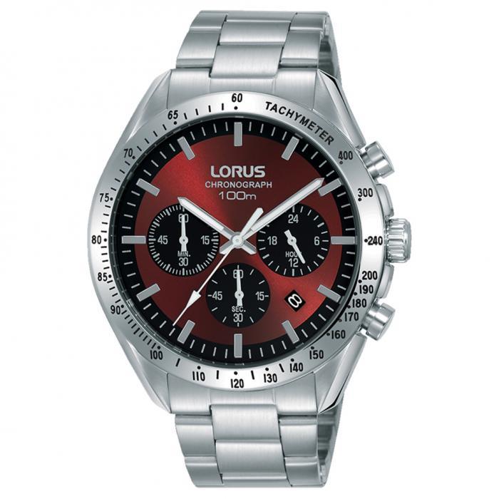 SKU-50565 / LORUS Sports Silver Stainless Steel Bracelet