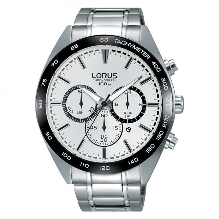 SKU-50571 / LORUS Sports Silver Stainless Steel Bracelet