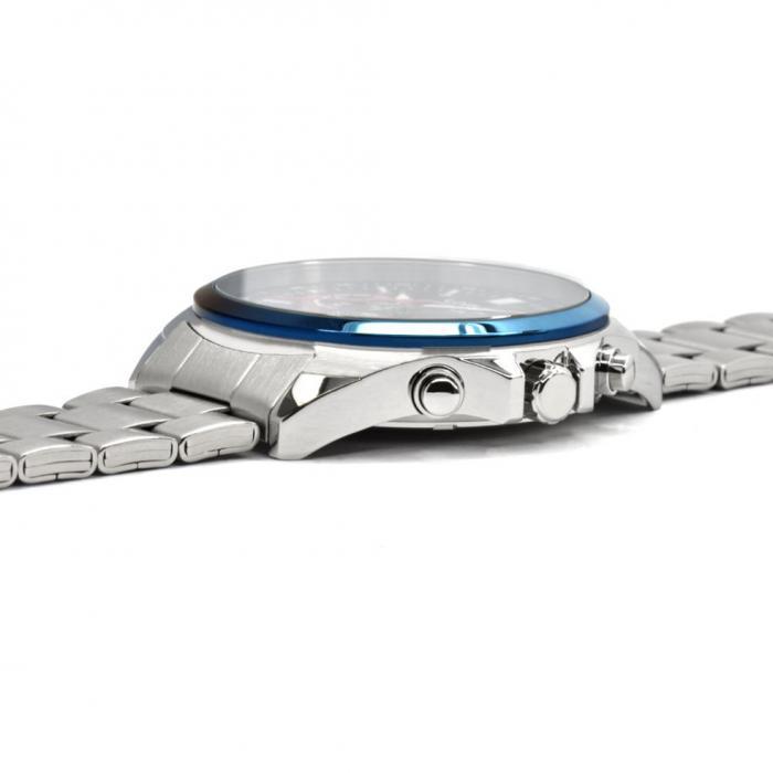 SKU-50573 / LORUS Sports Silver Stainless Steel Bracelet