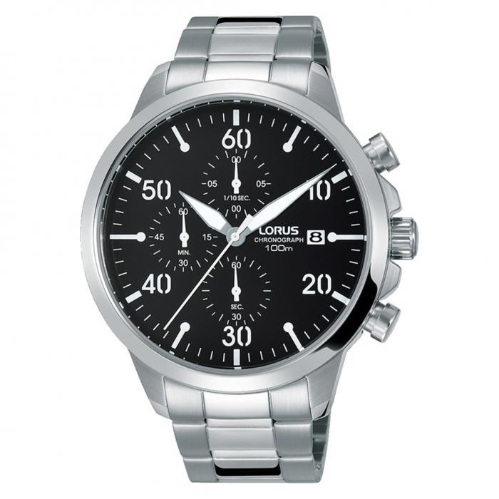 SKU-50579 / LORUS Sports Silver Stainless Steel Bracelet