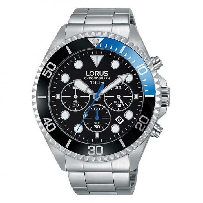 SKU-50569 / LORUS Sports Stainless Steel Bracelet