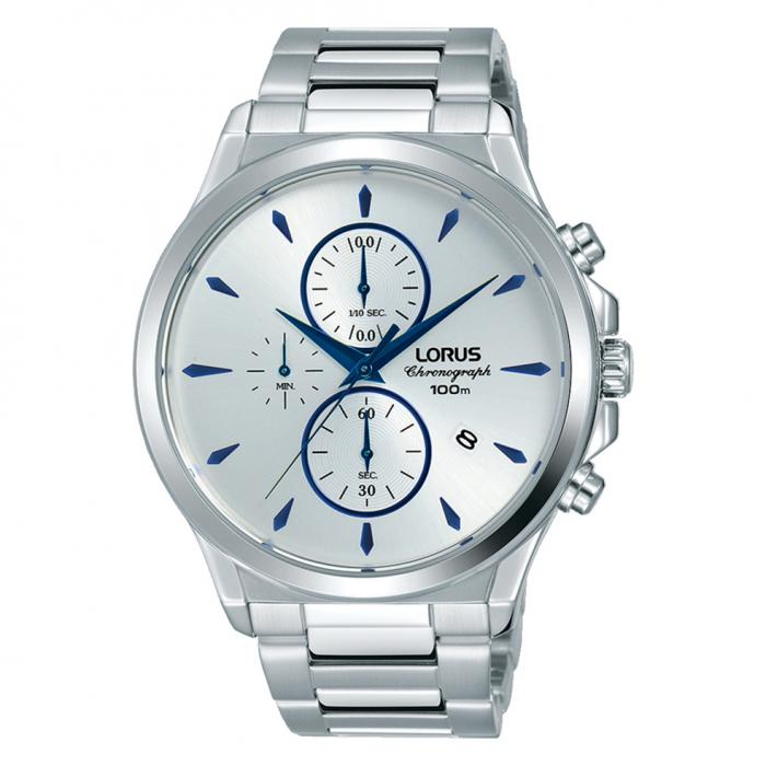 SKU-50570 / LORUS Urban Silver Stainless Steel Bracelet