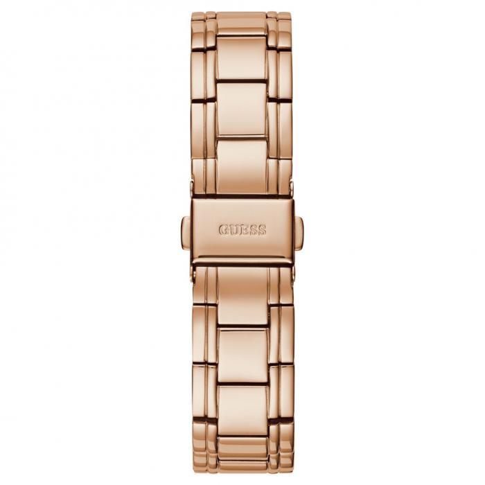 SKU-51473 / GUESS Aura Crystals Rose Gold Stainless Steel Bracelet