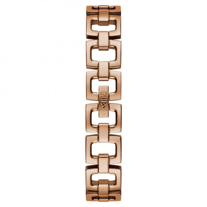 SKU-51476 / GUESS Mini Luxe Crystals Rose Gold Stainless Steel Bracelet