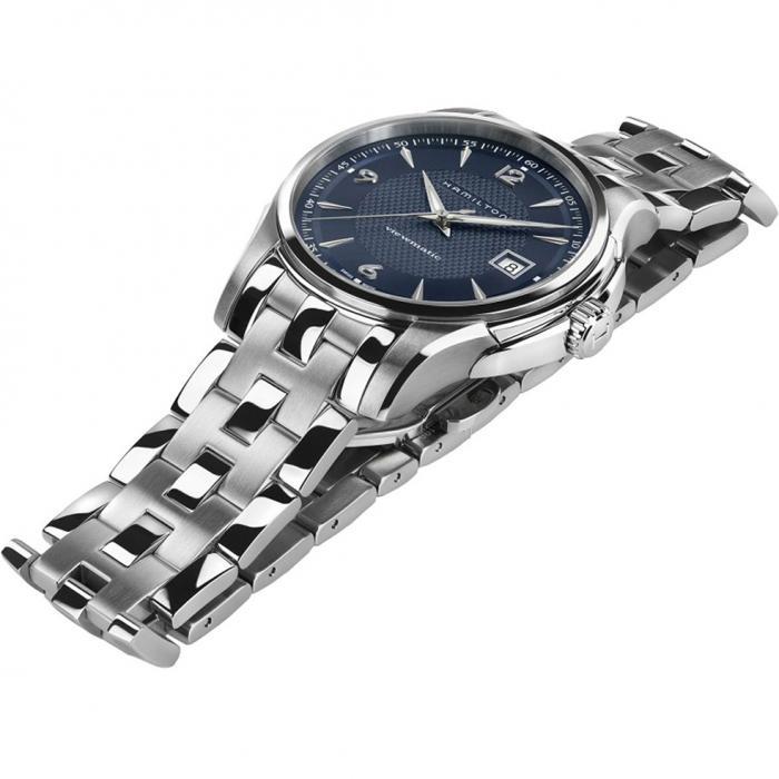 SKU-51883 / HAMILTON Jazzmaster Viewmatic Automatic Silver Stainless Steel Bracelet