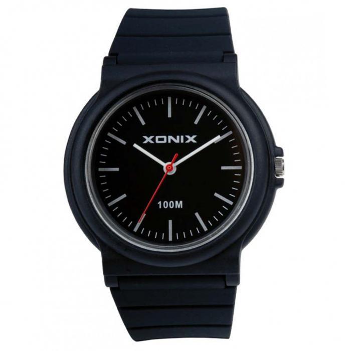 SKU-51411 / XONIX Black Silicone Strap
