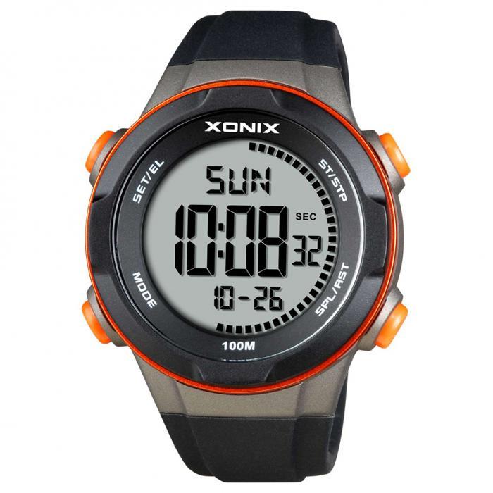SKU-51416 / XONIX Black Silicone Strap