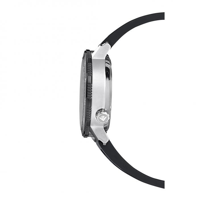 SKU-52428 / CITIZEN Promaster Land Eco-drive Black Rubber Strap