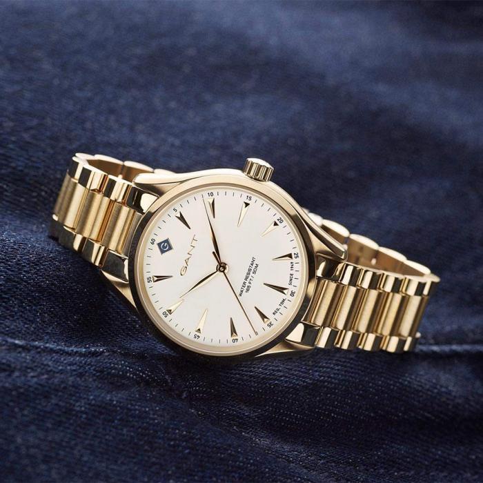 GANT Sharon Gold Stainless Steel Bracelet