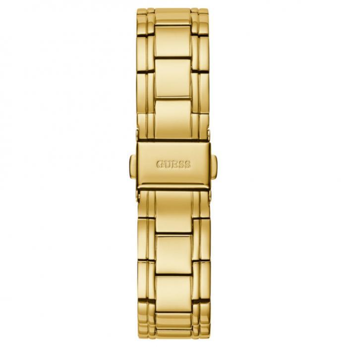 SKU-52704 / GUESS Aura Crystals Gold Stainless Steel Bracelet