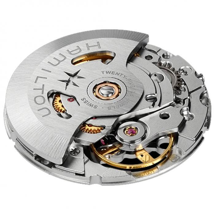 SKU-52859 / HAMILTON Jazzmaster Automatic Silver Stainless Steel Bracelet