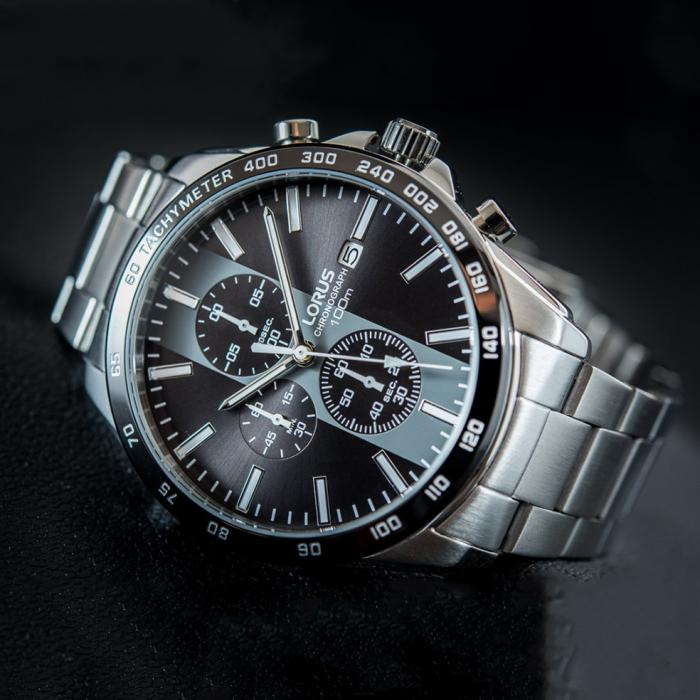 SKU-52755 / LORUS Sports Stainless Steel Bracelet