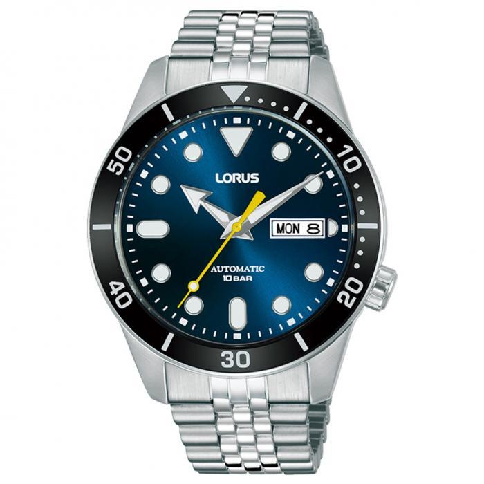 SKU-52764 / LORUS Sports Automatic Stainless Steel Bracelet