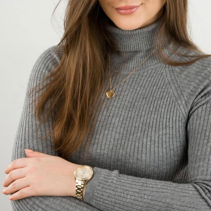 SKU-52772 / LORUS Classic Gold Stainless Steel Bracelet