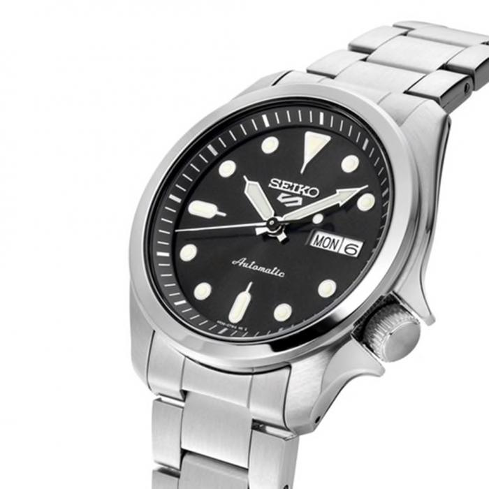 SKU-52732 / SEIKO 5 Sports Automatic Silver Stainless Steel Bracelet