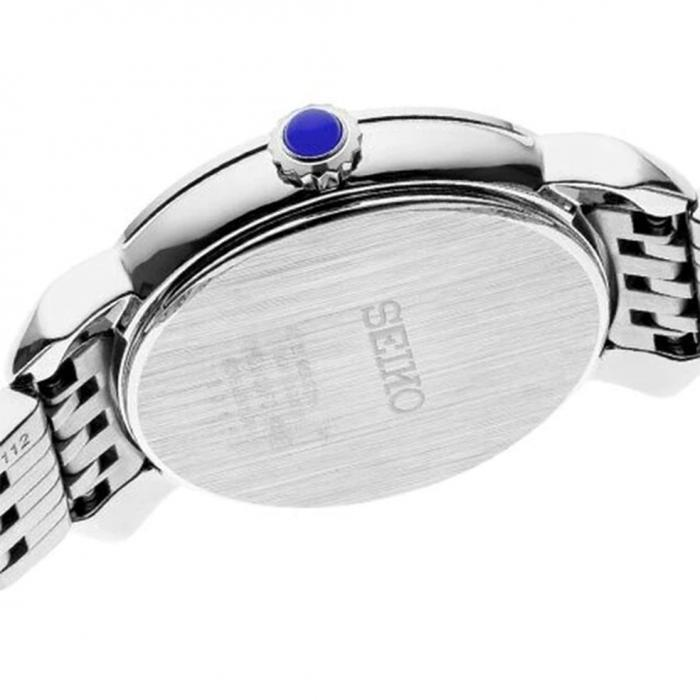 SKU-52734 / SEIKO Conceptual Silver Stainless Steel Bracelet