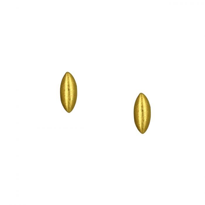 SKU-52466 / Σκουλαρίκια Καρφωτά Χρυσός Κ9