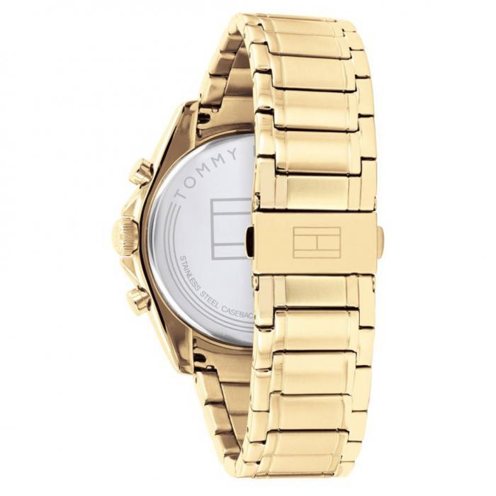 SKU-52017 / TOMMY HILFIGER Parker Gold Stainless Steel Bracelet