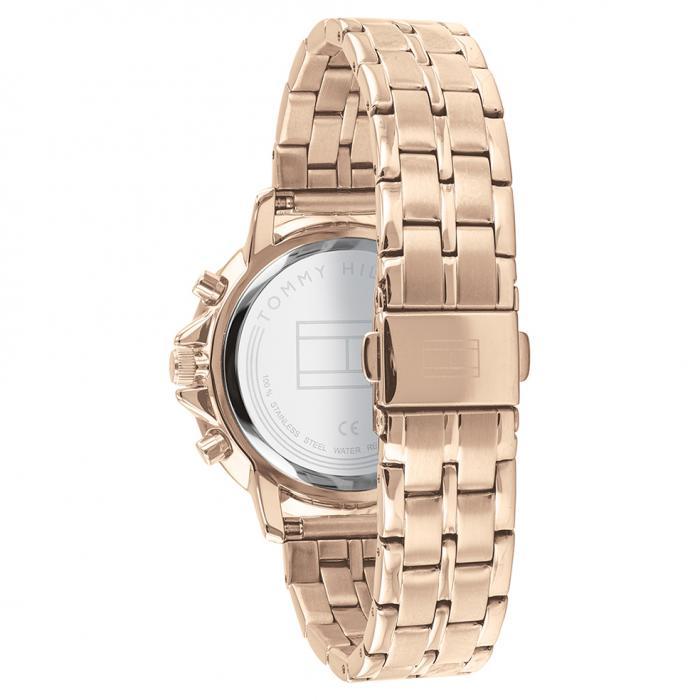 TOMMY HILFIGER Madison Rose Gold Stainless Steel Bracelet