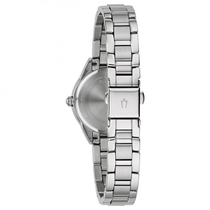 SKU-53545 / BULOVA Sutton Silver Stainless Steel Bracelet