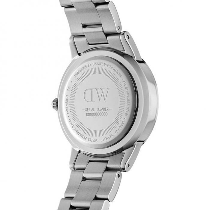 SKU-53983 / DANIEL WELLINGTON Iconic Link Silver Stainless Steel Bracelet