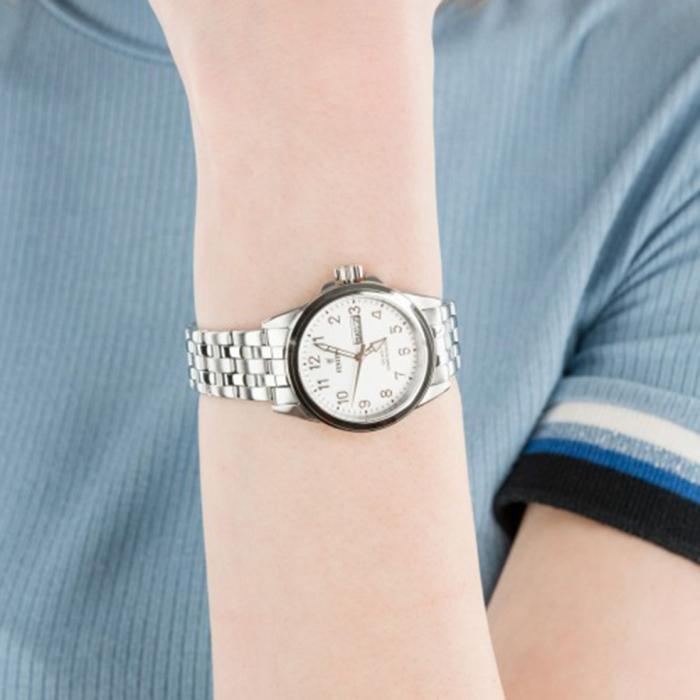 SKU-53796 / FESTINA Classics Silver Stainless Steel Bracelet