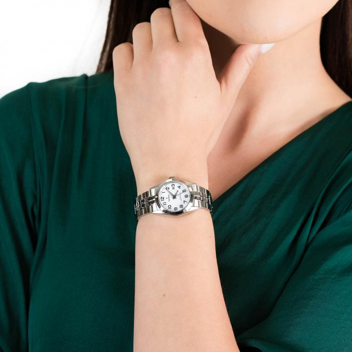 SKU-53798 / FESTINA Classics Silver Stainless Steel Bracelet