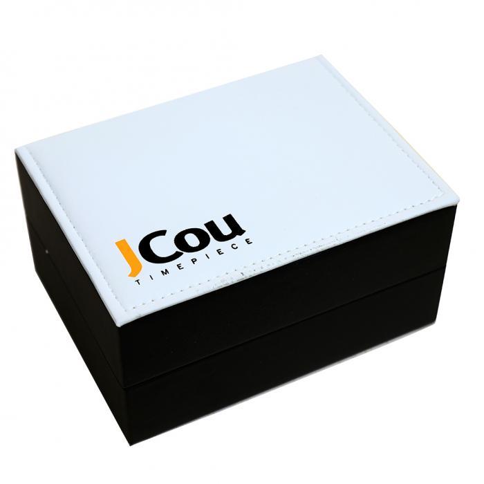 SKU-53483 / JCOU Grace Gift Box Brown Leather Strap