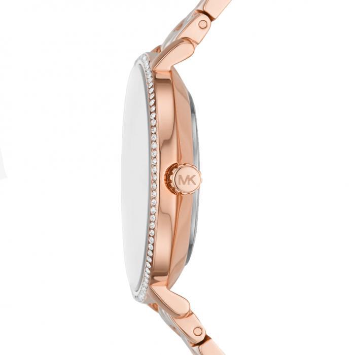 SKU-53843 / MICHAEL KORS Pyper Gift Set Rose Gold Stainless Steel Bracelet