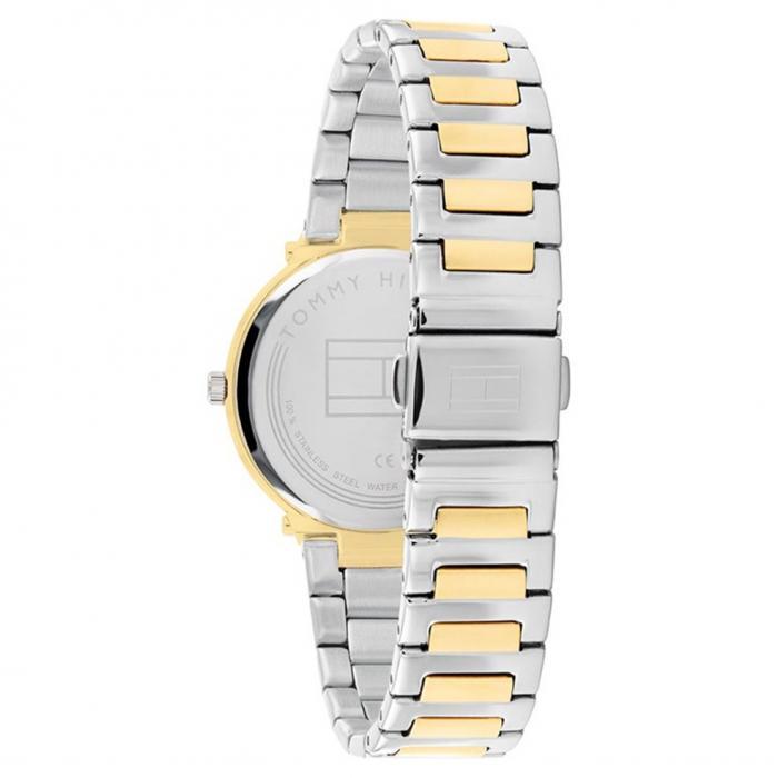 SKU-53976 / TOMMY HILFIGER Zoey Two Tone Stainless Steel Bracelet