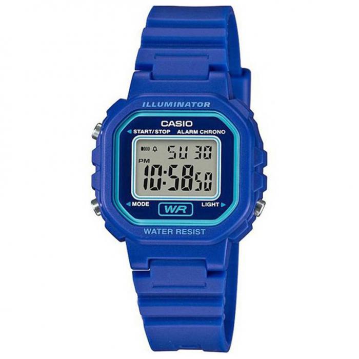SKU-54439 / CASIO Chronograph Blue Rubber Strap