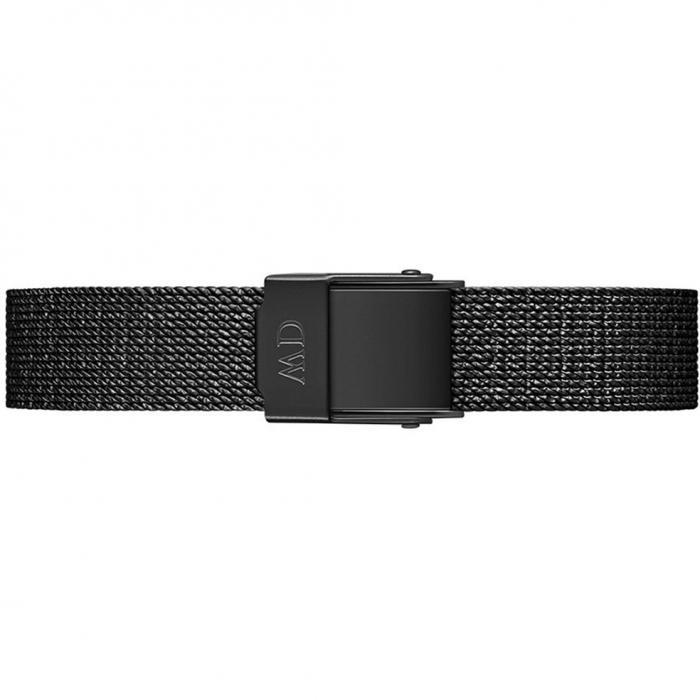 SKU-54014 / DANIEL WELLINGTON Quadro Black Stainless Steel Bracelet