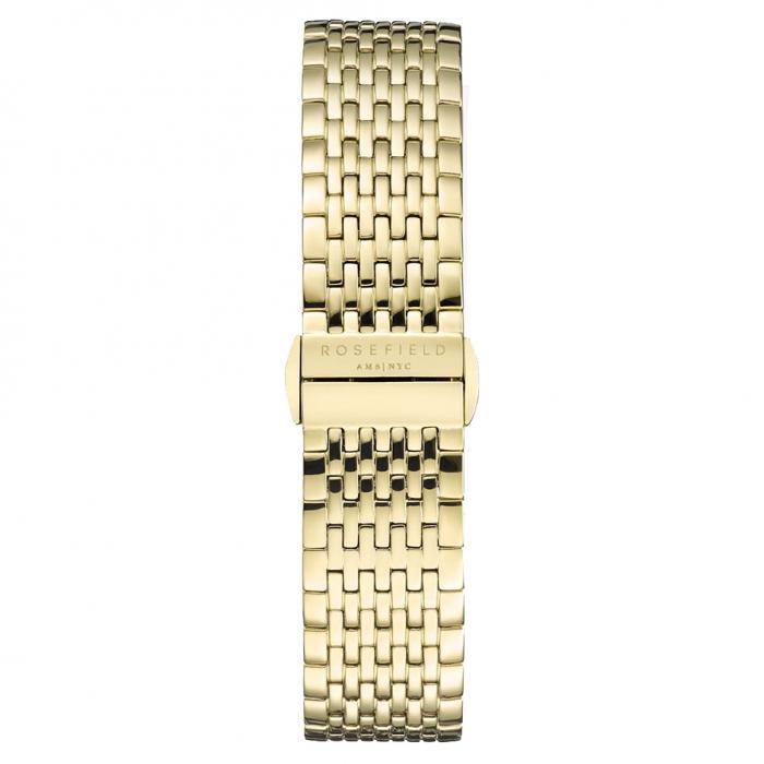 SKU-54019 / ROSEFIELD The Upper East Side Gold Stainless Steel Bracelet