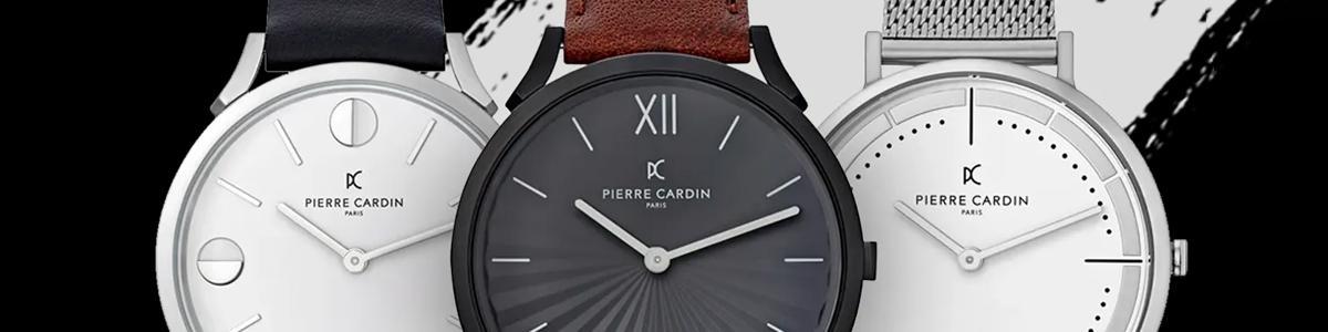 ΡΟΛΟΓΙΑ: PIERRE CARDIN