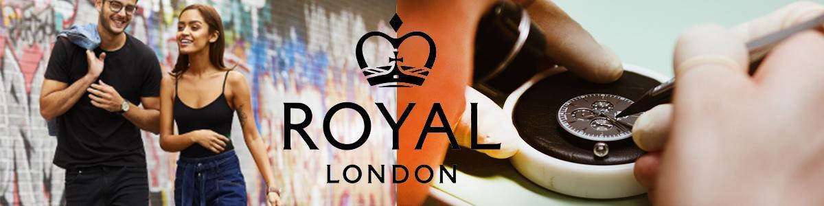 ΡΟΛΟΓΙΑ: ROYAL LONDON