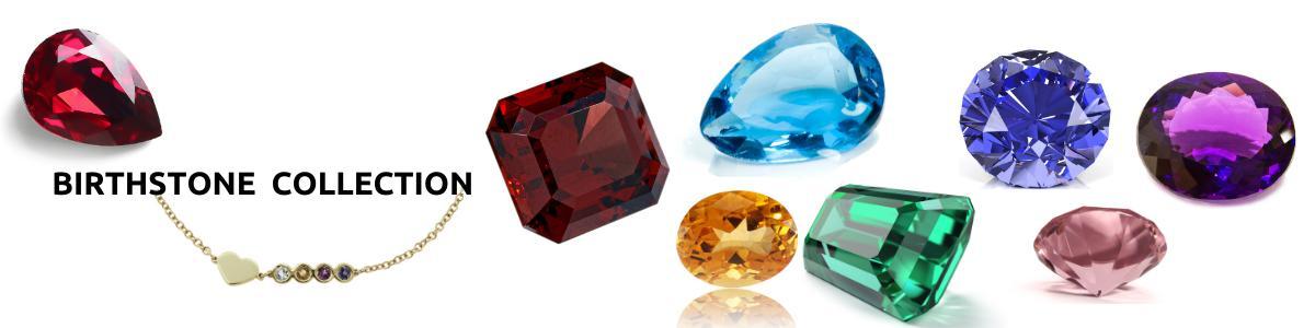 Κοσμήματα με Γενέθλιους Λίθους